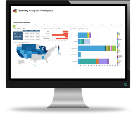 Planning Analytics Workspace